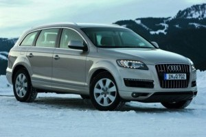 O noua motorizare pentru Audi Q7