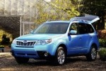 GALERIE FOTO: Iata noul Subaru Forester facelift!