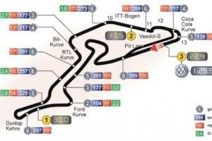 Marele Premiu de la Nurburgring ar putea ramane in F1 si dupa 2011