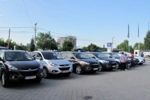 Hyundai Auto Romania invita ascultatorii Europa FM la drive test