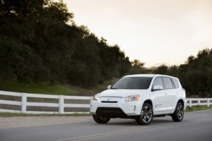 GALERIE FOTO: Noul Toyota RAV4 EV prezentat in detaliu