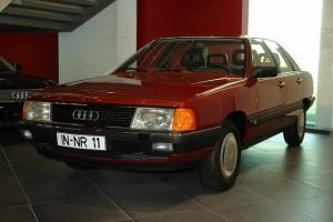 Istoria Audi 1960-1980