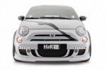 Fiat 500 Abarth tunat de Hamann si H&R