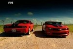 VIDEO: Dodge Challenger vs Chevrolet Camaro