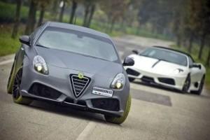 Marangoni prezinta modelul Giulietta G430 iMove