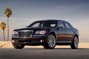 Noul Chrysler 300 prezentat inaintea lansarii oficiale!