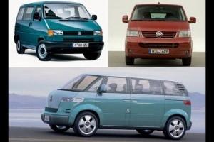 Iata o noua propunere de design pentru VW Transporter