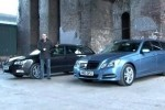 VIDEO: Mercedes E Klasse combi vs Skoda Superb combi