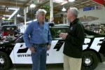 VIDEO: Jay Leno testeaza noul Ford Police Interceptor