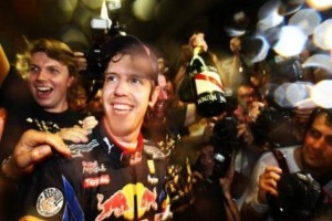 Red Bull, votata echipa anului 2010