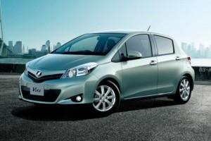 Noul Toyota Yaris se prezinta!