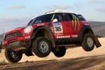 VIDEO: Mini Countryman a inceput testele pentru Dakar