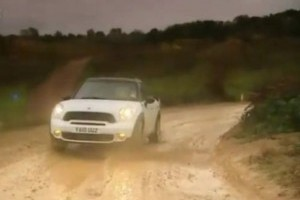 VIDEO: Fifth Gear testeaza noul Mini Countryman