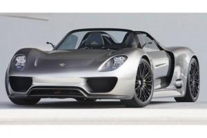 Premiera mondiala Porsche