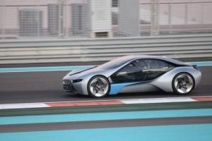 VIDEO: BMW Vision EfficientDynamics surprins in teste