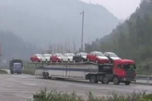 VIDEO: Chinezii au gasit solutia eficientizarii transporturilor auto