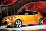Detroit LIVE: Hyundai Veloster, osciland intre minunat si controversat