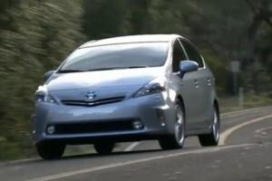 GALERIE VIDEO: Noul Toyota Prius V prezentat in detaliu