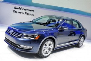 Detroit LIVE: Volkswagen Passat - galerie foto si date complete