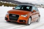 Audi testeaza noul A1 Quattro in Canada