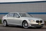 Hotii au furat un BMW Seria 7 la Detroit 2011!