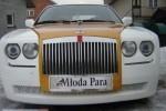 Iata o replica stanjenitoare a unui Rolls Royce