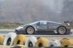 Ferrari P4/5 Competizione face primele teste de circuit