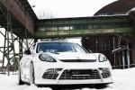Porsche Panamera Turbo tunat de Edo Competition