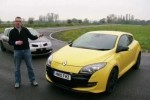 VIDEO: Renault Megane RS 250 Cup vs Megane R26R