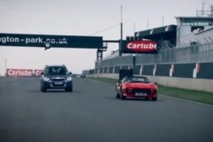 VIDEO: Top Gear testeaza modelul Skoda Yeti