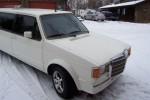 Iata limuzina realizata dintr-un Volkswagen Golf 1!