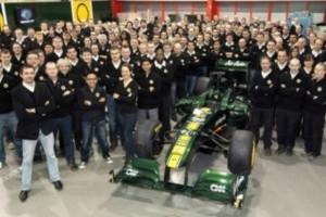 Lotus a lansat noua masina online