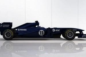 Williams tinteste elita cu noua masina