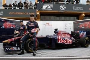 Toro Rosso lanseaza noul STR6