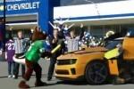VIDEO: Probabil cea mai tare reclama pentru Chevrolet Camaro!