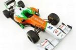Force India tinteste locul cinci la constructori cu noua masina