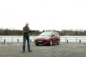 VIDEO: Fifth Gear testeaza noul Mazda5