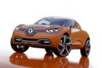 Geneva Peview: Renault Captur, conceptul care seamana cu Juke