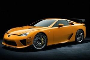 Lexus pregateste o editie limitata a modelului LFA