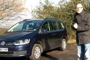 VIDEO: Fifth Gear testeaza noul Volkswagen Sharan