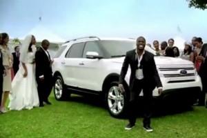 VIDEO: Noul Ford Explorer prezentat intr-un mod inedit
