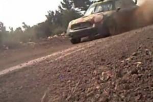 VIDEO: Noul Mini Countryman WRC in timpul testelor din Franta