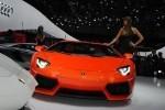GENEVA LIVE: Noul Lamborghini Aventador LP700-4