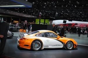 Geneva LIVE: Standul Porsche