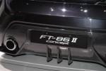 Geneva LIVE: Toyota FT-86 II Concept