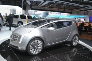 Geneva LIVE: Cadillac ULC, debut si in Europa