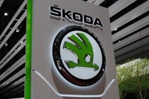 GENEVA LIVE: Standul Skoda
