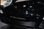 Geneva LIVE: Porsche 911 Carrera Black Edition