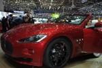 Geneva LIVE: Maserati GranCabrio Sport