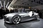 Geneva LIVE: BMW Vision ConnectedDrive Concept